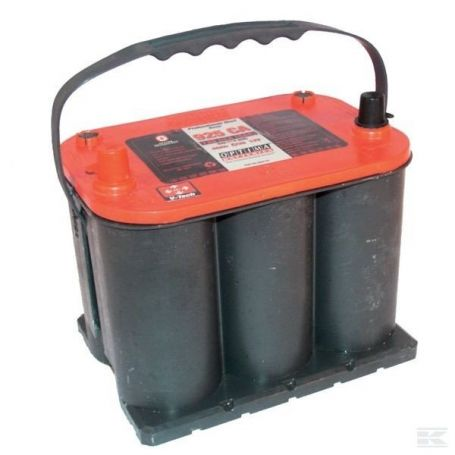 BATTERIE OPTIMA ROUGE 12V 730A 44AH - RT3.7