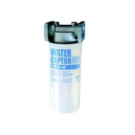 Filtre complet Gazoil Water Captor CFD 70-30 (avec 2 cartouches)