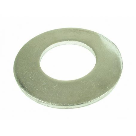 Rondelle plate 12.7mm