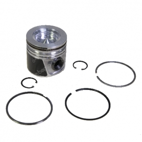 KIT DE PISTONS+SEGMENTS RÉF. 87317256 - CNH CASE NEW HOLLAND