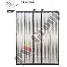 Grille superieur Réf. 84078414 - New Holland