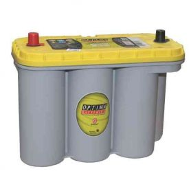 BATTERIE OPTIMA JAUNE 12V 75AH 975A - YTS5.5