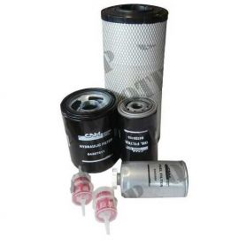 Kit de filtration Ford New Holland TL100A TL70A pour FORD