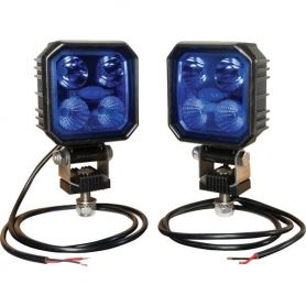 WORK LAMP - 1500 LM BLUE