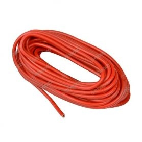 ROULEAU 2,5 MM² ROUGE