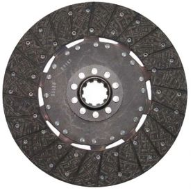 """Disque d'embrayage Ford 10 Spline 13 """"No Spring pour FORD"""