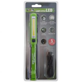 LAMPE STYLO LED RECHARGEABLE 200 LM