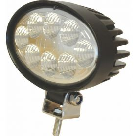 PHARE TRAVAIL LED OVAL 2400 LUMENS