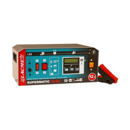 CHARGEUR SUPERMATIC 12-24 - 507000