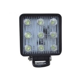 PHARE TRAVAIL CARRE 9LEDS 27W LARGE - BUI724642