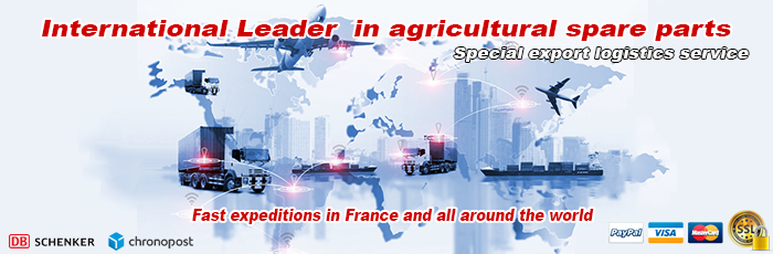 International Leader in agricultural spare parts