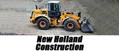 Vers le catalogue en ligne de pièces New Holland Construction