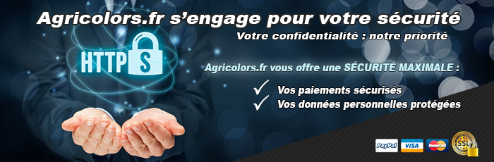 Passage du site Agricolors.fr en SSL